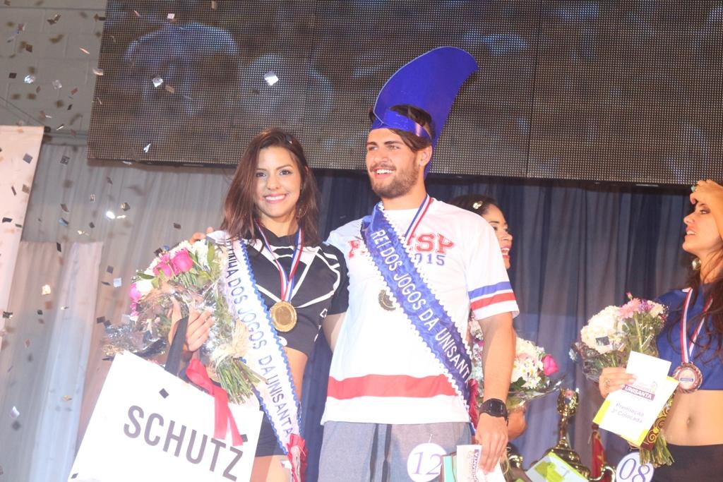 Rei e rainha 2015