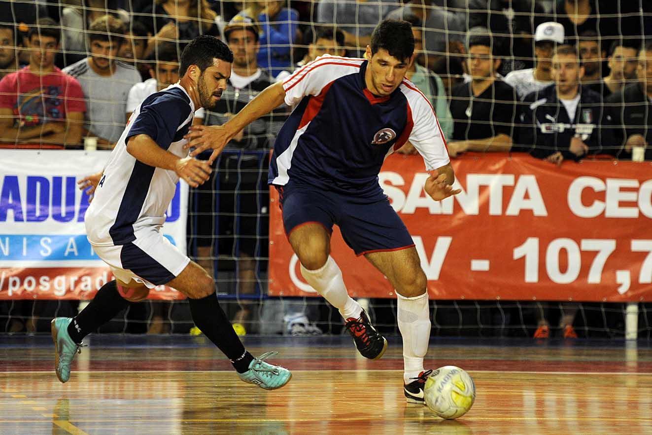326d4c2e70bd6 Eng. Unisanta vence FEFESP no sufoco e está na final do Futsal Masculino
